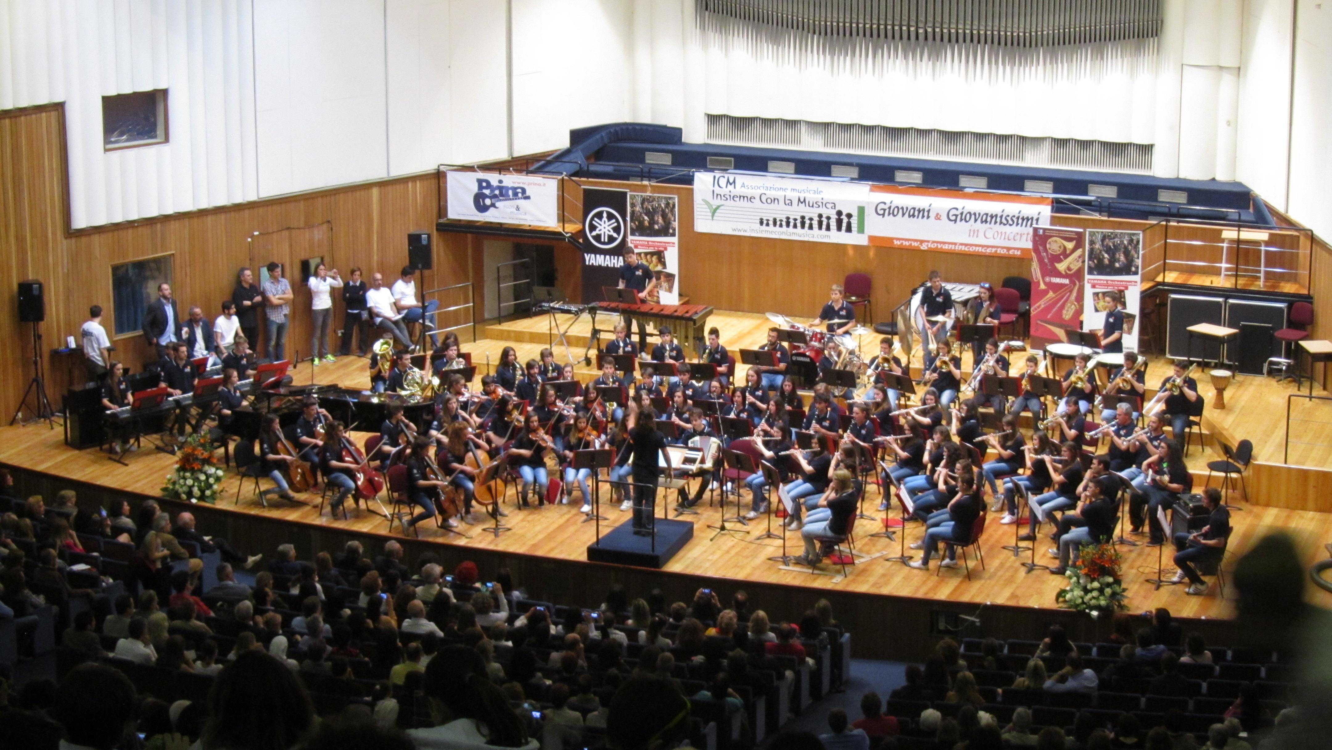 2014 - Conservatorio G.Verdi (Milano)