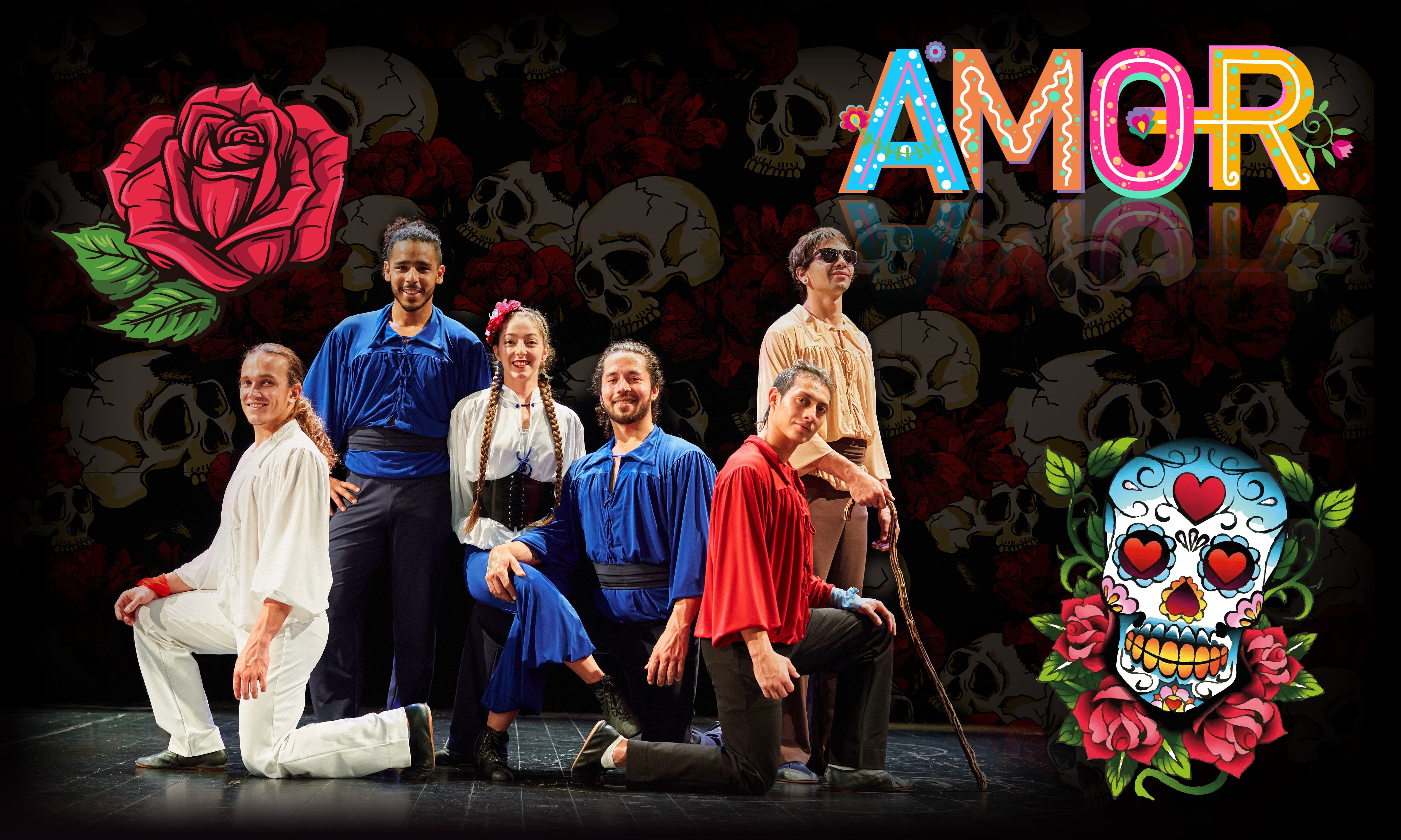Havana Acrobatic Ensemble - Amor